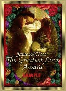 The Greatest Love Award