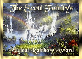 The Scott Family's Homepage at Rainbow's End